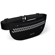 Epico Running Pouch, čierne - Puzdro na mobil