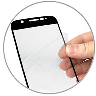 Epico Glass 2.5D na Nokia 5.1 – čierne - Ochranné sklo