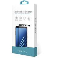 Epico Glass 2.5D na Samsung Galaxy A7 Dual Sim – čierne - Ochranné sklo