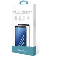 Epico Glass 2.5D pre Xiaomi Mi A2 – čierne - Ochranné sklo