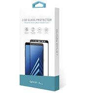 Epico 2.5D Glass Samsung Galaxy A21s čierne - Ochranné sklo