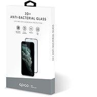 Epico Anti-Bacterial 3D+ Glass iPhone X/XS/11 Pro čierne