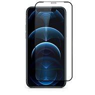 Epico Edge to Edge Glass iPhone 12 mini – čierne - Ochranné sklo