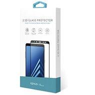 Epico 2.5D Glass Samsung Galaxy M11 - čierne - Ochranné sklo