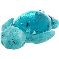 Upokojujúca korytnačka - aqua - Nočné svetlo