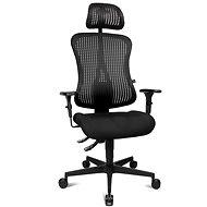 TOPSTAR Sitness 90 čierna - Kancelárska stolička
