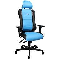 TOPSTAR Sitness RS modrá - Herná stolička