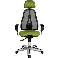 TOPSTAR Sitness 45 zelená - Kancelárska stolička