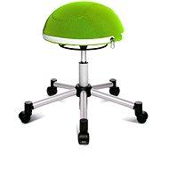 TOPSTAR Sitness Haflball zelená - Kancelárska stolička