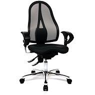 TOPSTAR Sitness 15 čierna - Kancelárska stolička