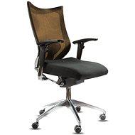 SPINERGO Office oranžová - Kancelárska stolička
