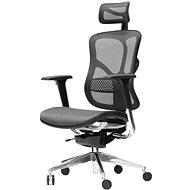 Spinergo Business čierna - Kancelárska stolička