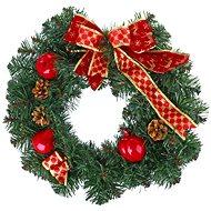 Vianočný dekoratívny veniec typ 600-30220 - Vianočné ozdoby