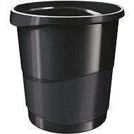 ESSELTE Europost Vivida čierny - Odpadkový kôš