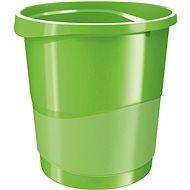 ESSELTE Europost Vivida zelený - Odpadkový kôš