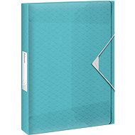 ESSELTE Colour'Ice 25 mm modrý - Box na dokumenty