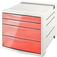 ESSELTE Colour'Ice broskvový - Zásuvkový box