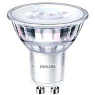 Philips LED Spot 5,5 – 50 W, GU10, 2700 K, stlmiteľná - LED žiarovka