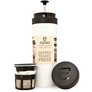 ESPRO Travel Press biely - French press
