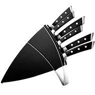 Tescoma Blok na nože AZZA so 6 nožmi - Sada nožov