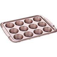 Tescoma Forma 12 muffinov DELÍCIA GOLD 39 x 28 cm 623560 - Forma