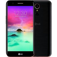 LG K10 (M250N) 2017 Dual SIM Black - Mobilný telefón