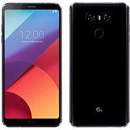 LG G6 Black - Mobilný telefón