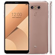 LG G6 Gold - Mobilný telefón