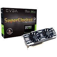 EVGA GeForce GTX 1080 SC2 GAMING iCX - Grafická karta