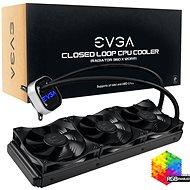 EVGA CLC AIO RGB 360 mm - Vodné chladenie