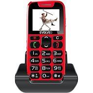 EVOLVEO EasyPhone červený - Mobilný telefón