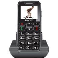 EVOLVEO EasyPhone černý - Mobilný telefón