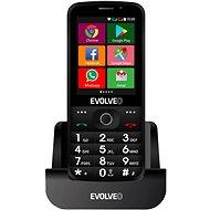 EVOLVEO EasyPhone AD čierny - Mobilný telefón