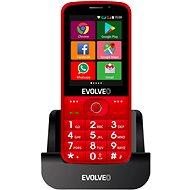 EVOLVEO EasyPhone AD červený - Mobilný telefón