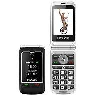 EVOLVEO EasyPhone FG čierna - Mobilný telefón