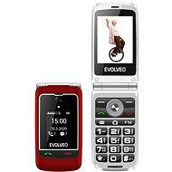 EVOLVEO EasyPhone FG červená - Mobilný telefón