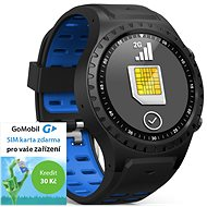 EVOLVEO SportWatch M1S Black Blue - Smart hodinky