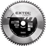 EXTOL CRAFT 19116 - Pílový kotúč