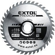 EXTOL PREMIUM 8803203 - Pílový kotúč
