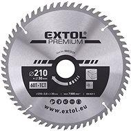 EXTOL PREMIUM 8803237 - Pílový kotúč