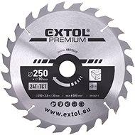 EXTOL PREMIUM 8803240 - Pílový kotúč