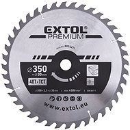 EXTOL PREMIUM 8803251 - Pílový kotúč