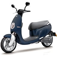 Ecooter E1R, Blue - Electric scooter