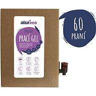 AlzaEco Prací gél Sensitive 3 l (60 praní) - Ekologický prací gél