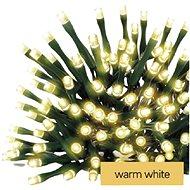 EMOS LED vánoční řetěz, 18 m, venkovní i vnitřní, teplá bílá, programy - Svetelná reťaz