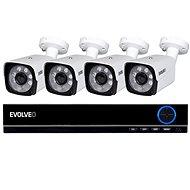 EVOLVEO Detective DV4, DVR kamerový systém - Kamerový systém