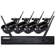 EVOLVEO Detective WN8, bezdrôtový NVR kamerový systém - Kamerový systém
