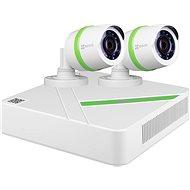 EZVIZ analog kit NVR+2x kamera 720p - Kamerový systém