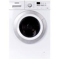 SIEMENS WS12G160BY - Úzka práčka s predným plnením