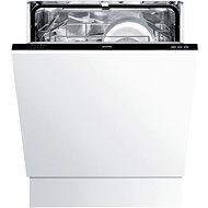 Gorenje GV61010 - Vstavaná umývačka riadu